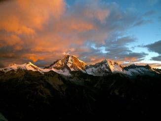 Ranrapallqa (6,162 m) Cordillera Blanca Peru